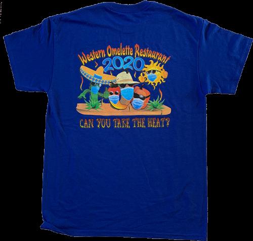 2020 Blue T-Shirt