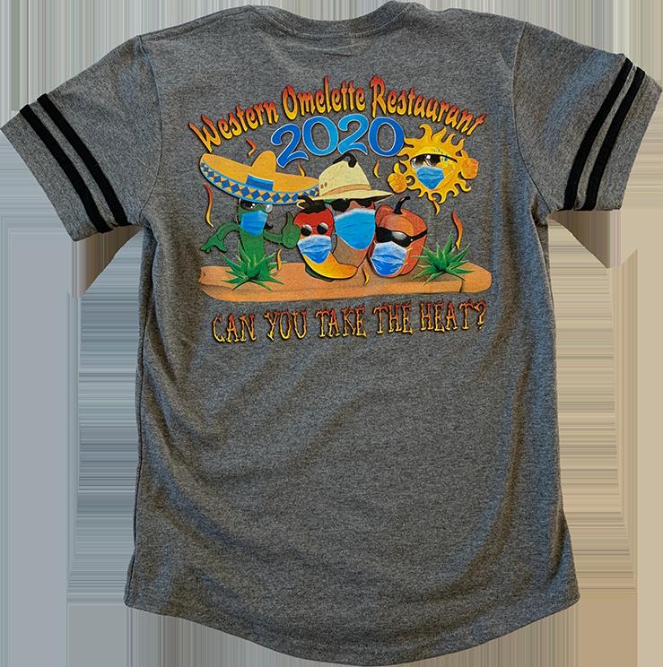 2020 Graphite Victory T-Shirt
