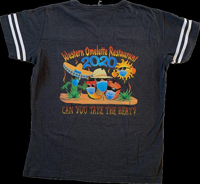 2020 Smoke Football T-Shirt