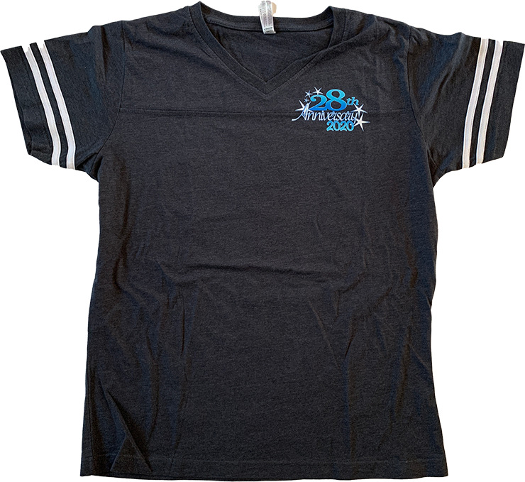 2020 Smoke Football T-Shirt Front